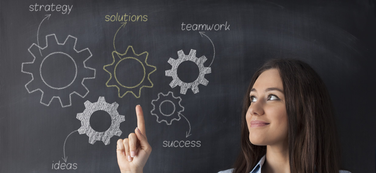 Participando das estratégias da sua empresa