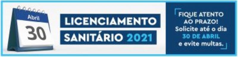 REVALIDAÇÃO VIGILÂNCIA SANITÁRIA 2021